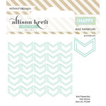 Websters Pages - Happy Collection - Paperclips - Arrow - Teal