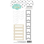 Websters Pages - These Are The Days Collection - Paperclips