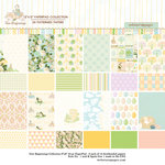 Websters Pages - New Beginnings Collection - 12 x 12 Paper Pad