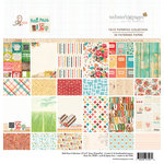 Websters Pages - Hall Pass Collection - 12 x 12 Paper Pad