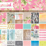 Websters Pages - Painted Passport Collection - 12 x 12 Paper Pad