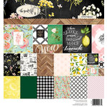 Websters Pages - The Good Life Collection - 8 x 8 Paper Pad