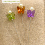 Websters Pages - Quick Picks Collection - Butterfly Pins