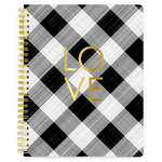 Websters Pages - The Good Life Collection - Spiral Notebook - Love - Blank