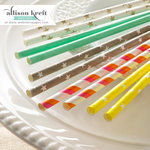Websters Pages - Hello World Collection - Bundle of Straws