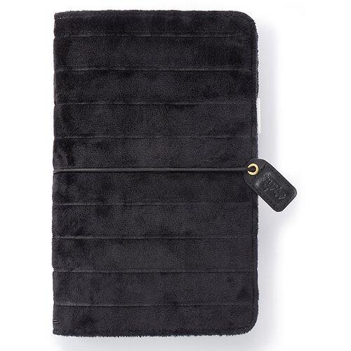 Websters Pages - Color Crush Collection - Traveler's Notebook Planner - Black Velvet Stripe
