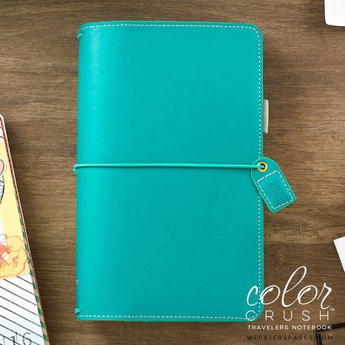 Websters Pages - Color Crush Collection - Traveler