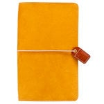 Websters Pages - Color Crush Collection - Travelers Planner - Mustard Suede