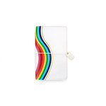 Websters Pages - Color Crush Collection - Travelers Planner - Rainbow
