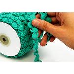 Websters Pages - Designer Ribbon - Blue Vintage - 30 Yards, CLEARANCE