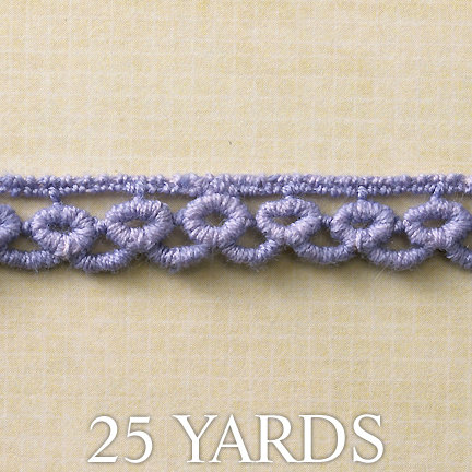 Websters Pages - Designer Ribbon - Plum - 25 Yards