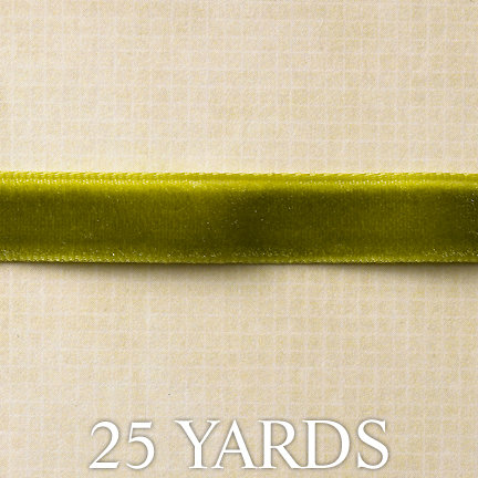Websters Pages - Designer Ribbon - Sage - 25 Yards