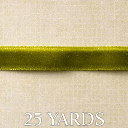 Websters Pages - Designer Ribbon - Sage - 25 Yards