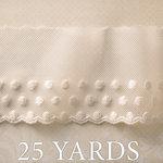 Websters Pages - Country Estate Collection - Designer Ribbon - Estate Polkas - 25 Yards