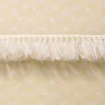 Websters Pages - Designer Ribbon - White Tutu - 25 Yards