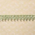 Websters Pages - Designer Ribbon - Green Fringe - 25 Yards