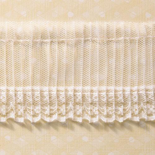 Websters Pages - Designer Ribbon - White Wedding - 25 Yards