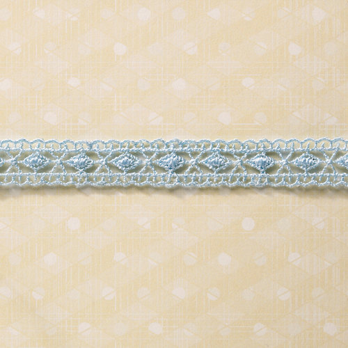 Websters Pages - Designer Ribbon - Blue Bliss - 25 Yards