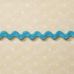 Websters Pages - Designer Ribbon - Aqua Waters - 25 Yards