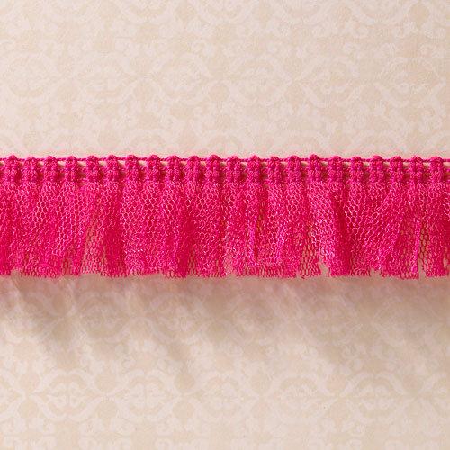 Websters Pages - Designer Ribbon - Tutu Pink - 25 Yards