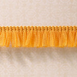Websters Pages - Designer Ribbon - Tutu Yellow - 25 Yards