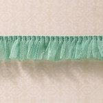 Websters Pages - Designer Ribbon - Tutu Blue - 25 Yards