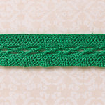 Websters Pages - Designer Ribbon - Embroider Green - 25 Yards
