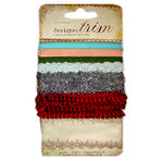 Websters Pages - Winter Collection - Designer Trim and Ribbon