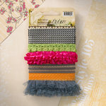 Websters Pages - Trendsetter Collection - Designer Trim and Ribbon