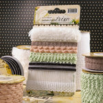 Websters Pages - In Love Collection - Designer Trim and Ribbon