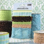 Websters Pages - Best Friends Collection - Designer Trim and Ribbon
