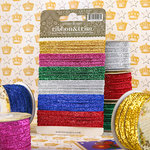 Websters Pages - Royal Christmas Collection - Designer Trim - Sparkles