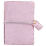 Websters Pages - Color Crush Collection - Pocket Traveler - Soft Lilac