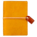 Websters Pages - Color Crush Collection - Pocket Traveler - Mustard Suede