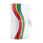 Websters Pages - Color Crush Collection - Pocket Traveler - Rainbow