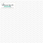 Websters Pages - Sweet Notes Collection - 12 x 12 Transparency - Chevron