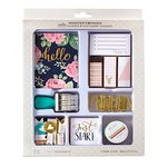 Websters Pages - Color Crush Collection - Planner Accent Kit - Hello Dear
