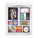 Websters Pages - Color Crush Collection - Planner Accent Kit - Hello Today