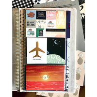 Websters Pages - Color Crush Collection - Tall - Album Starter Kit - Vacation