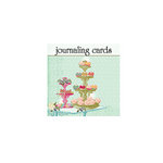 Websters Pages - Sweet Season Collection - Christmas - Deluxe Journaling Cards