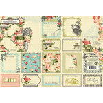Websters Pages - Country Estate Collection - Deluxe Journaling Cards