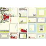 Websters Pages - All About Me Collection - Deluxe Journaling Cards