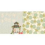 Websters Pages - Country Estate Collection - 12 x 12 Double Sided Paper - Serenity