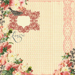 Websters Pages - Country Estate Collection - 12 x 12 Designer Vellum - Country Estate