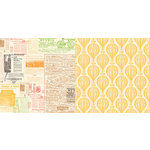 Websters Pages - Park Drive Collection - 12 x 12 Double Sided Paper - In the Paper