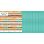 Webster's Pages - Composition and Color Collection - 12 x 12 Double Sided Paper - Units of Measure