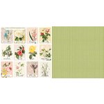Websters Pages - Modern Romance Collection - 12 x 12 Double Sided Paper - From Me To You