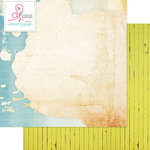 Websters Pages - Beautiful Chic Collection - 12 x 12 Double Sided Paper - Watermarked