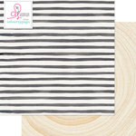 Websters Pages - Beautiful Chic Collection - 12 x 12 Double Sided Paper - Aged to Perfection