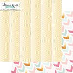 Websters Pages - Happy Collection - 12 x 12 Double Sided Paper - Classy